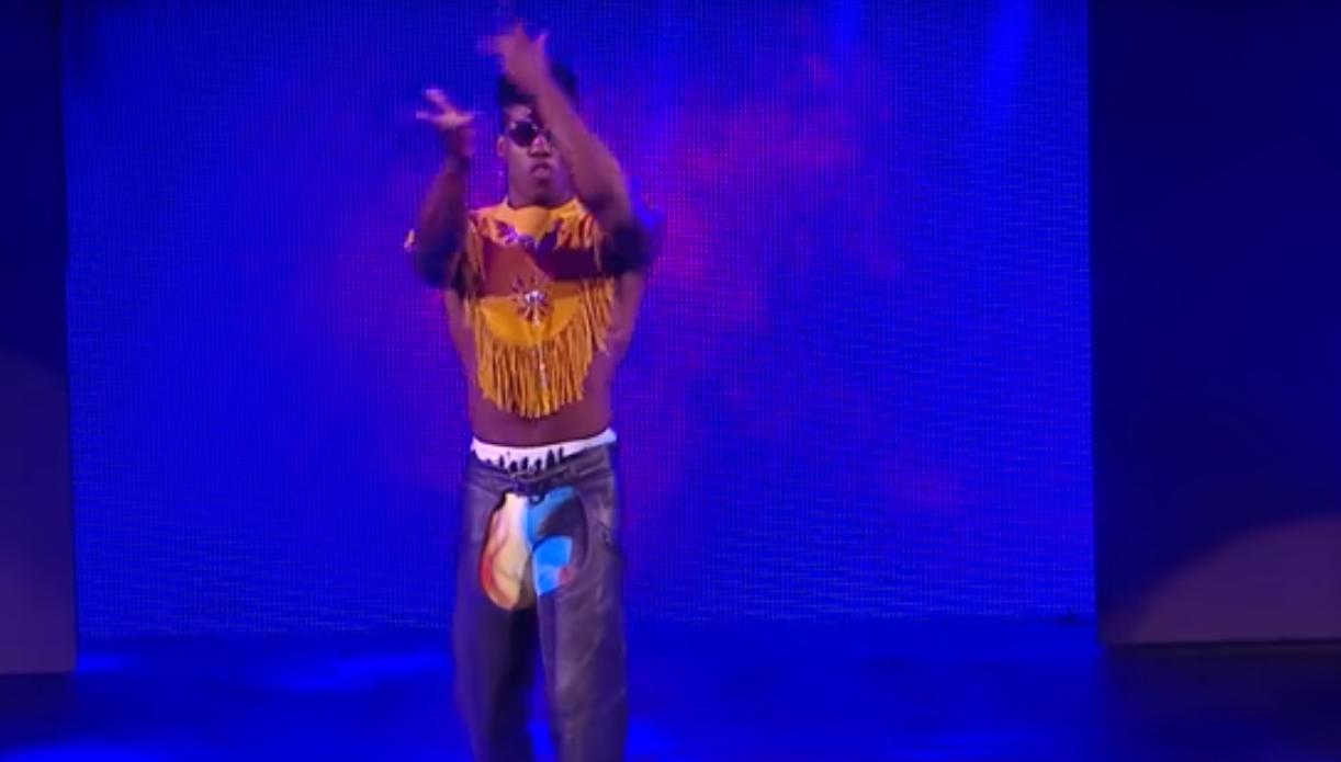 WWE Superstar Velveteen Dream calls in before NXT Takeover: Chicago