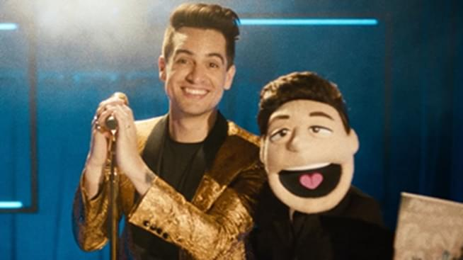 Panic! At the Disco goes totally muppet in new video