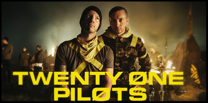 NEW Twenty One Pilots