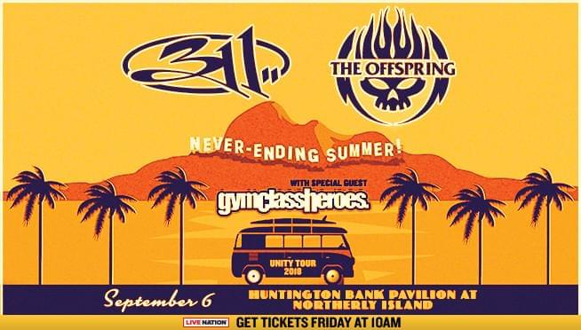 Listen to this: The Offspring covers 311, 311 covers Offspring