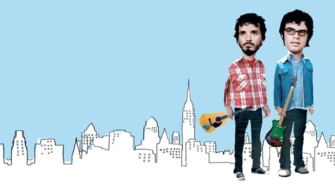 Flight of the Conchords return to HBO for a live special
