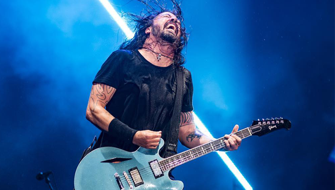 "Foo Fighters release second song, track listing from ""Medicine at Midnight."""