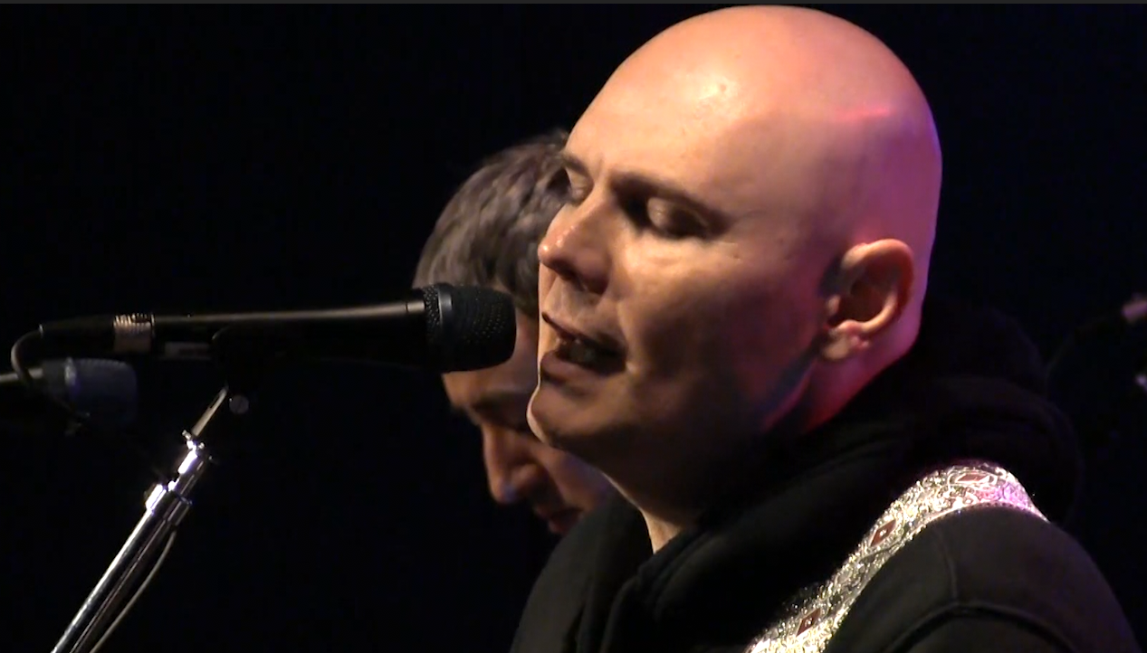 The Smashing Pumpkins – Landslide