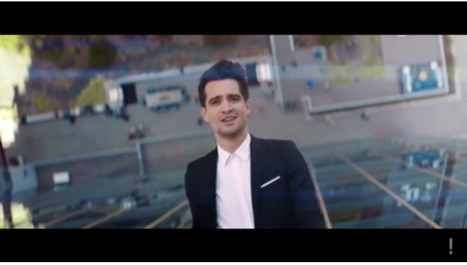 Check out Panic! At The Disco's new video for High Hopes!