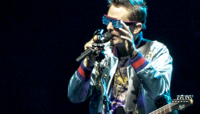 Matt Bellamy wants to play guitar on your song…