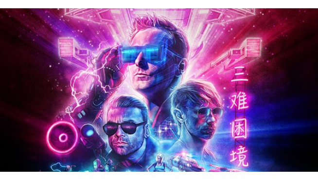 MUSE & Terry Crews Fight Evil! Stream the new album 'Simulation Theory' here