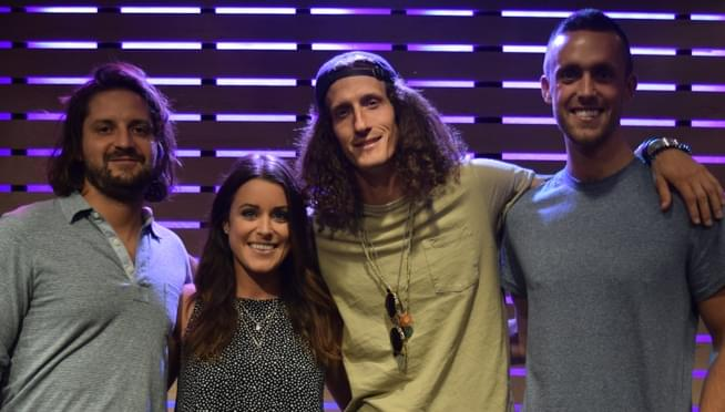 The Revivalists in The Lounge