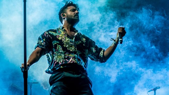 Young The Giant – Riot Fest 2018