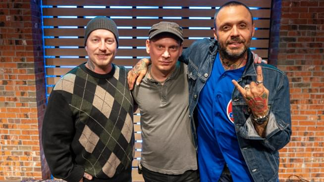 Blue October – The Lounge – Meet and Greet