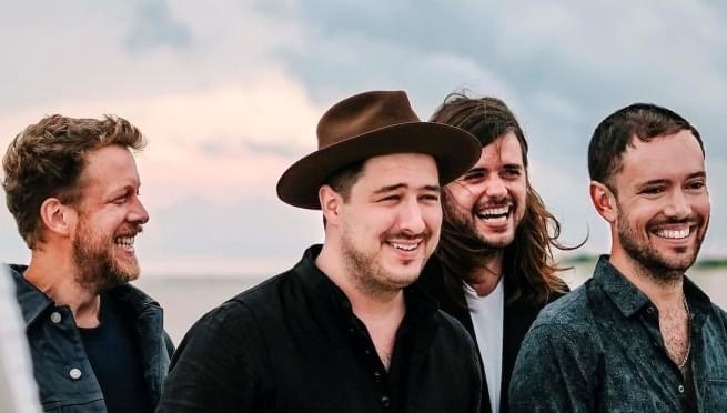 Mumford & Sons announce arena tour