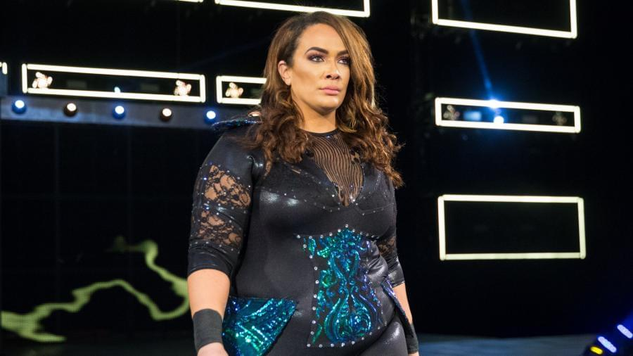 EXCLUSIVE: WWE's NIA JAX talks RAW in Chicago & her dream opponent for Evolution