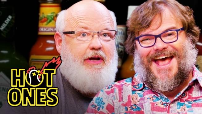Watch Tenacious D hilariously devour hot sauce & Win Tickets to their SOLD-OUT shows