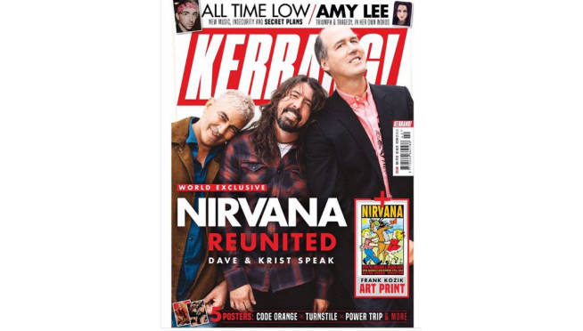 Nirvana reunites
