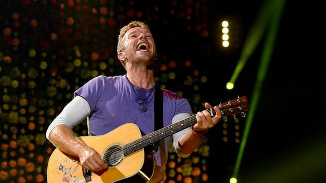 Coldplay could drop a new album next month