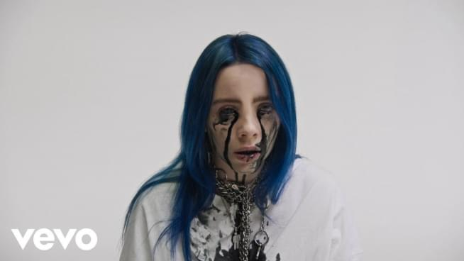 Billie Eilish's 'when the party's over' video will move you