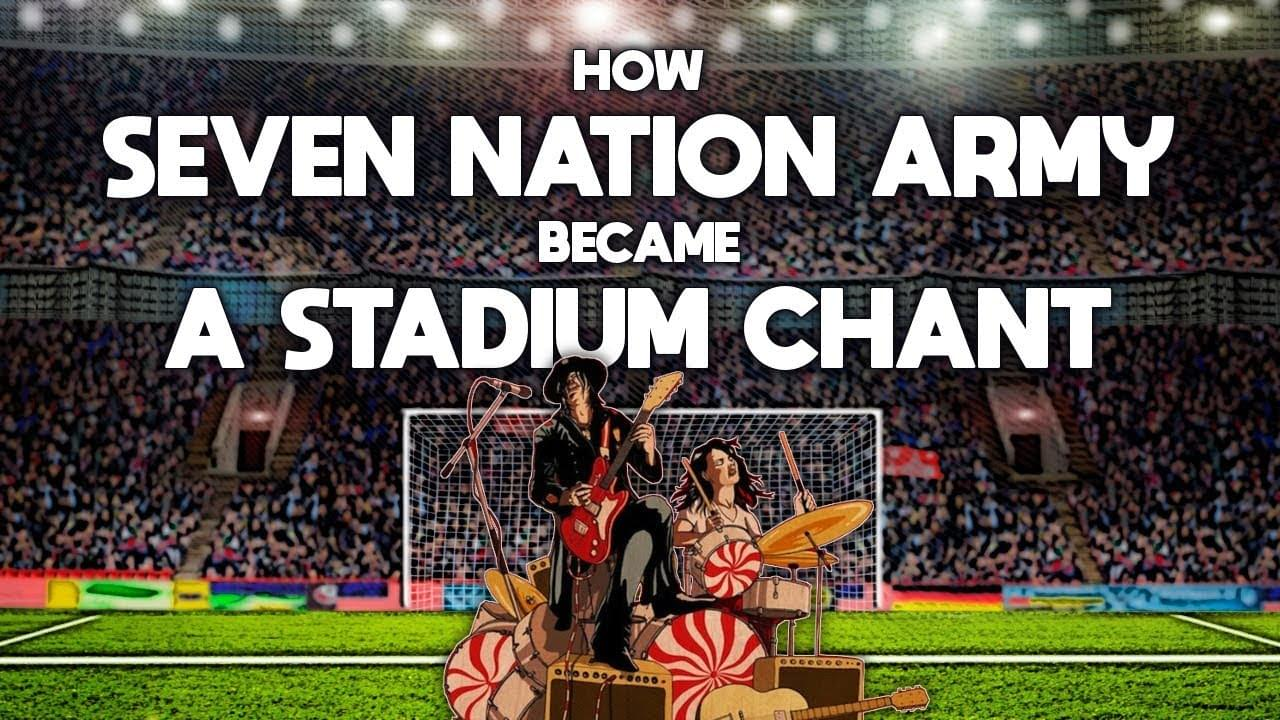 How White Stripes 'Seven Nation Army' became the biggest sports anthem