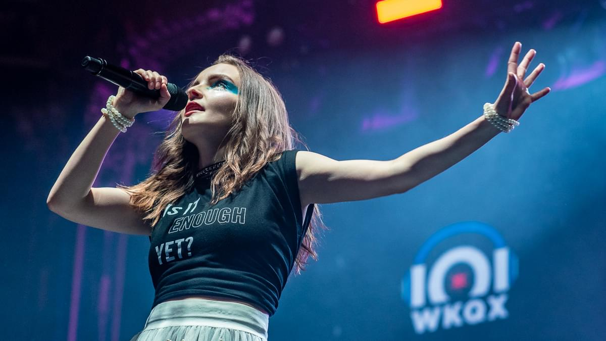 New CHVRCHES music inspired by Billie Eilish coming in 2021