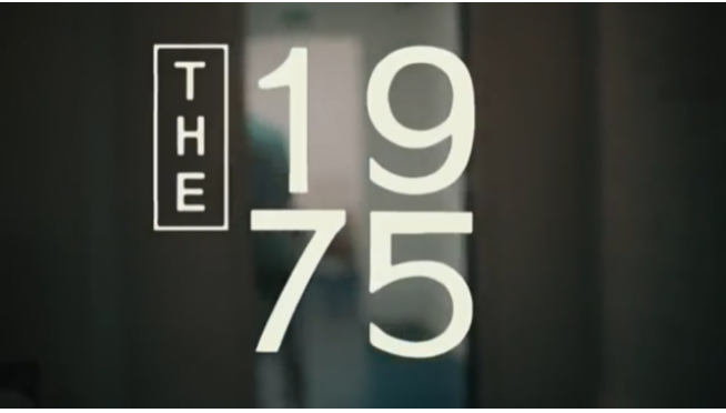 New video from The 1975!