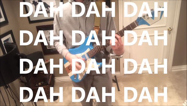 Guy scorches cheating girlfriend with this hilariously-inappropriate cover tune.