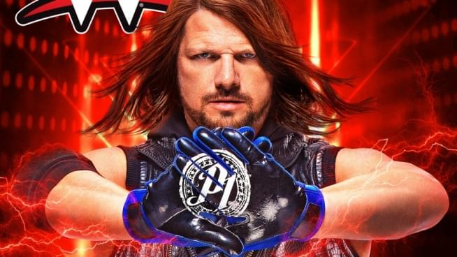 EXCLUSIVE AUDIO: WWE's AJ Styles reveals why he does not wear a cup and more