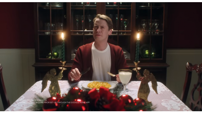 Macaulay Culkin Brings Back Kevin McAllister in New Google Assistant Ad