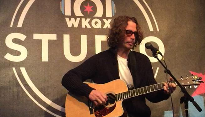 Here is the Chris Cornell 5-Hour Tribute Show In Its Entirety