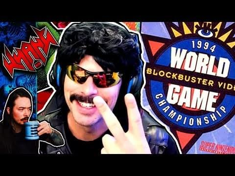 Watch the wild story of the Blockbuster World Video Game Championship