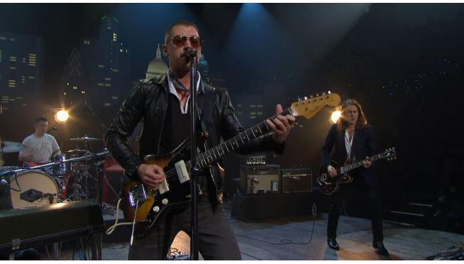 Arctic Monkeys perform on Austin City Limits