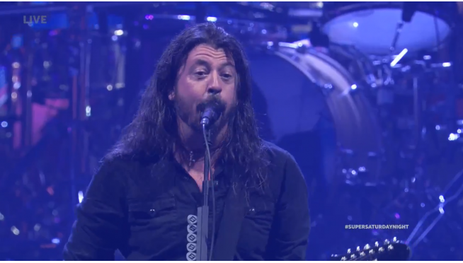Watch Dave Grohl's Hanukkah cover songs of Drake, Beastie Boys, & more