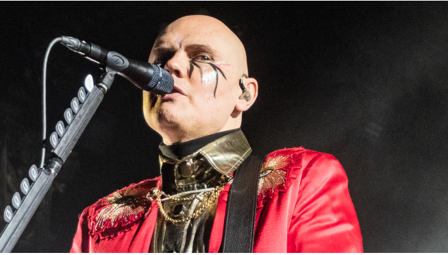 Smashing Pumpkins recording sequel to 'Mellon Collie and the Infinite Sadness'