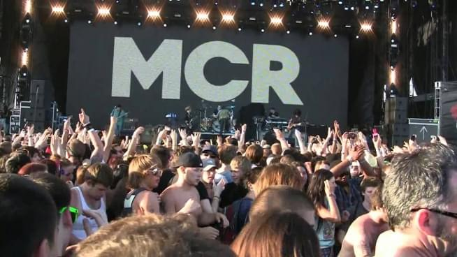 Gerard Way talks about a My Chemical Romance reunion