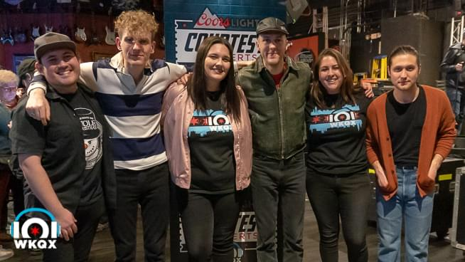 COIN —  Courtesy Concert — Meet and Greet
