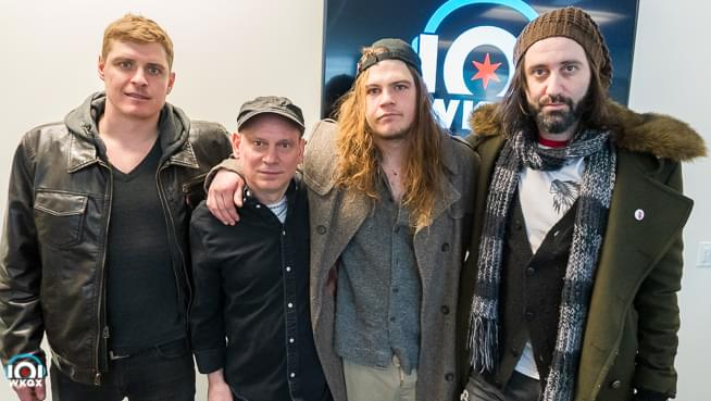The Glorious Sons — Meet and Greet — The Lounge