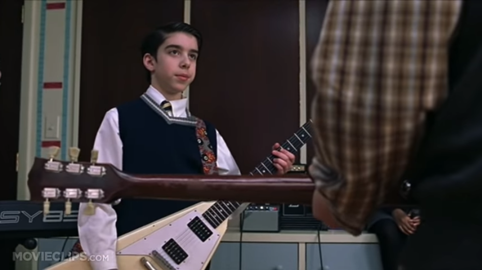 'School of Rock' star faces four felony charges