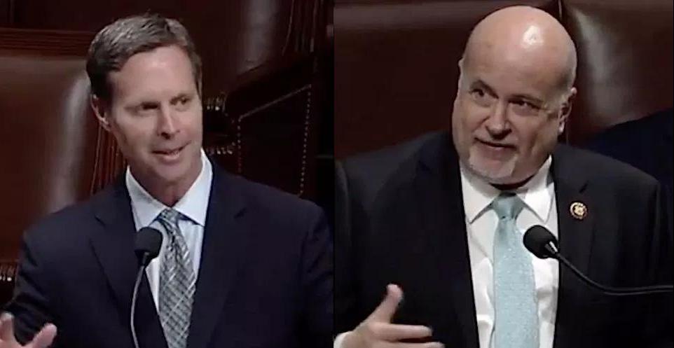 Two congressmen debated over Nickelback on the House floor