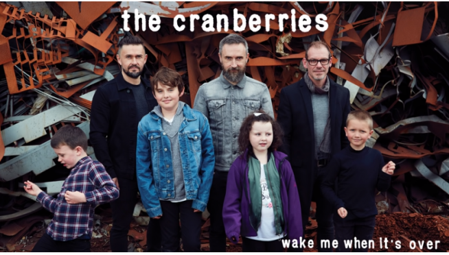 """New Cranberries track """"Wake Me When It's Over"""", off Dolores O'Riordan's final album"""