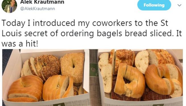 Tag Bread Sliced Bagels 101wkqx Wkqx Fm