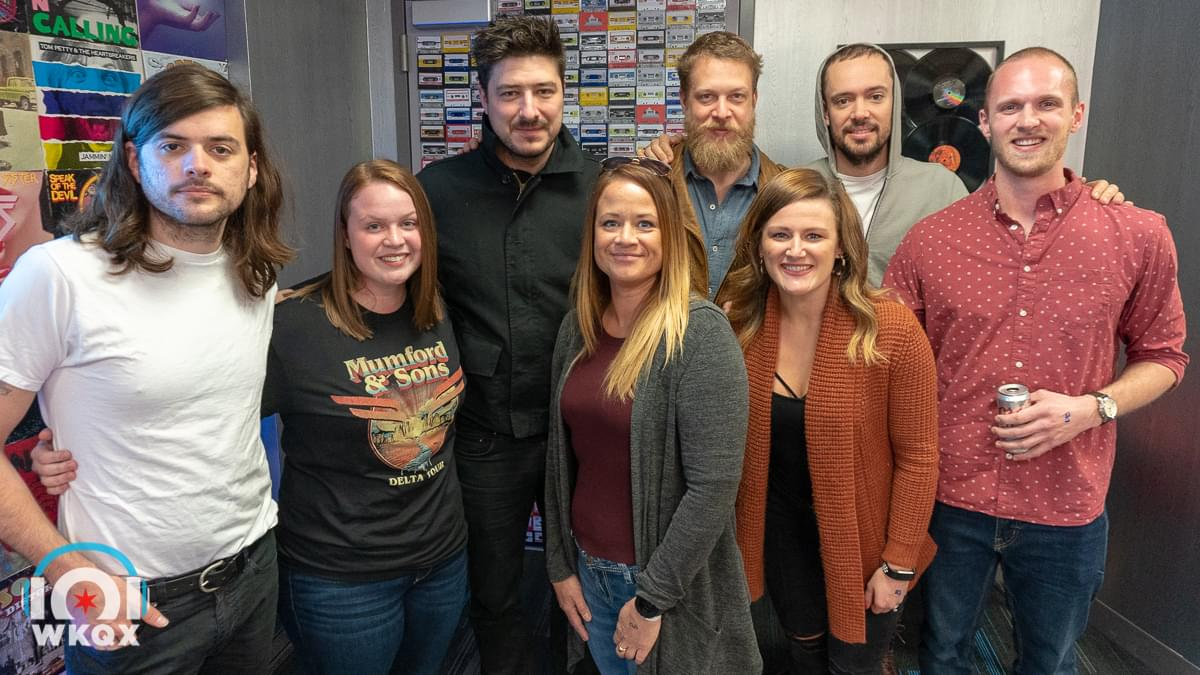 Mumfords and Sons – The Lounge – Meet and Greet