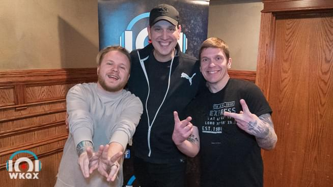 Smith and Myers from Shinedown – Courtesy Concert – Meet and Greet