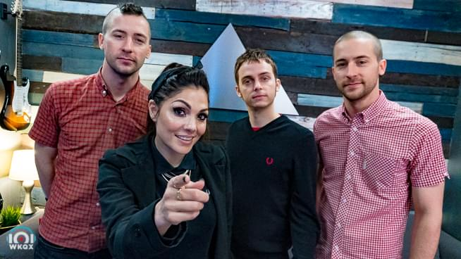 The Interrupters — The Lounge