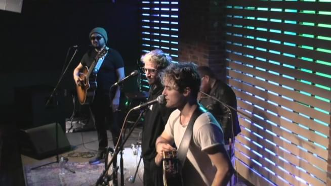 Watch Walk the Moon perform in the Lounge