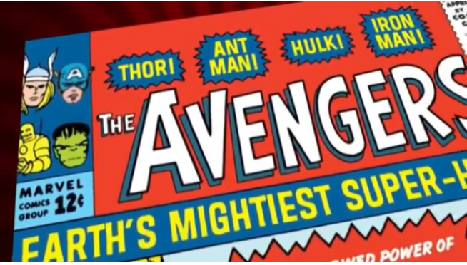 The Avengers recap… in musical form