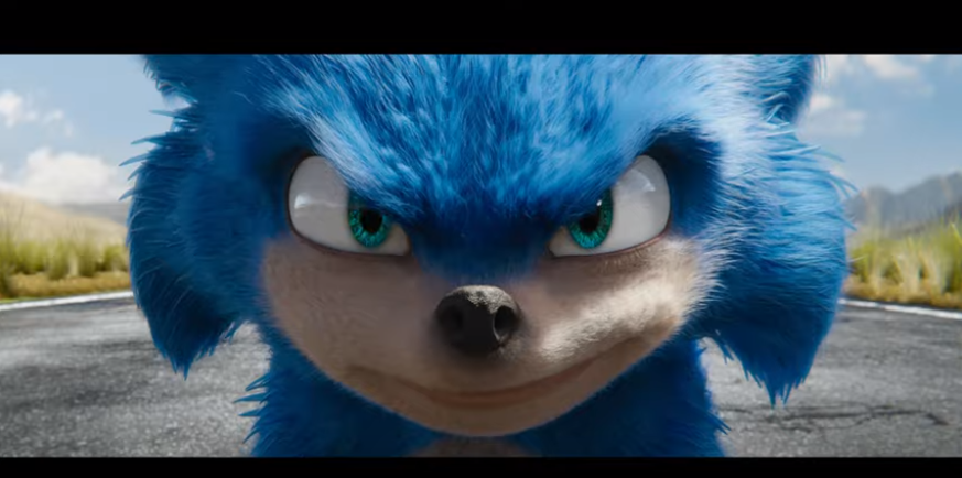 """Official trailer for """"Sonic The Hedgehog"""" movie"""