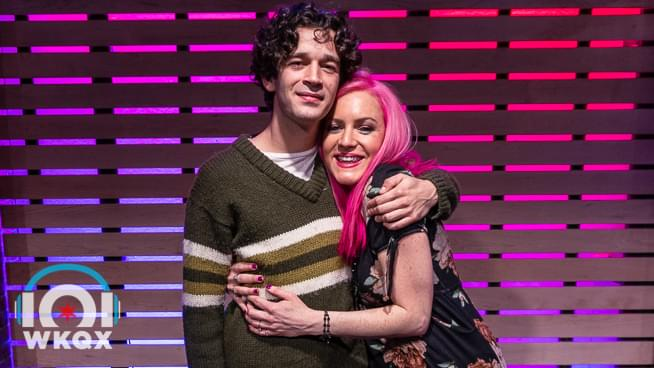 The 1975 — Meet and Greet — The Lounge