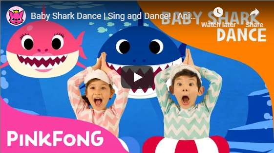 'Baby Shark'… is going on tour