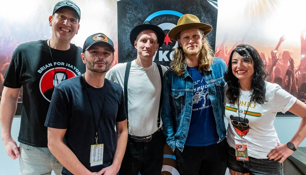 PIQNIQ 101WKQXperience: The Lumineers Meet and Greet