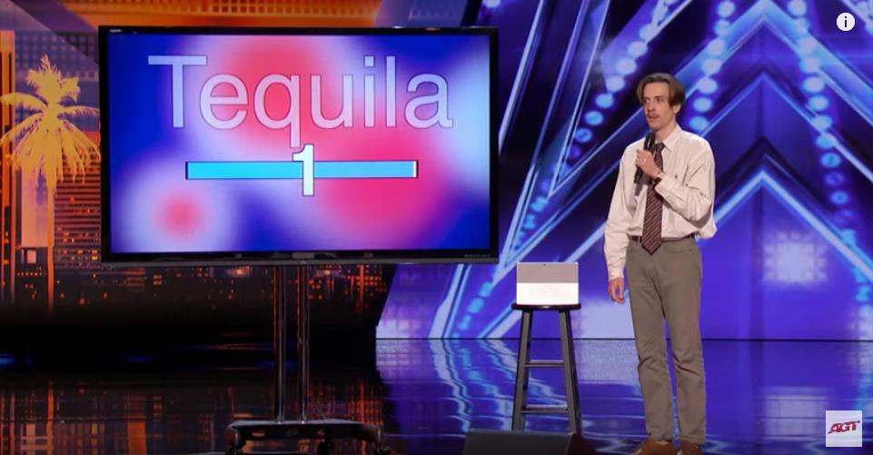 Karaoke comedian advances on 'America's Got Talent'