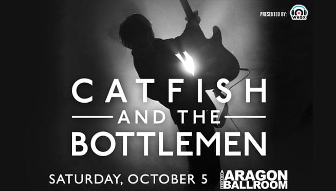 Win tickets to see Catfish and the Bottlemen this week!