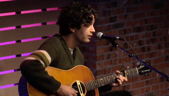 The 1975's Matty Healy joins Dashboard Confessional for a cover