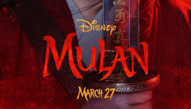 Watch the trailer for the new live-action 'Mulan'